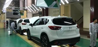 Nhà máy lớn nhất của Mazda tại Đông Nam Á đã hoàn thành 70% tiến độ