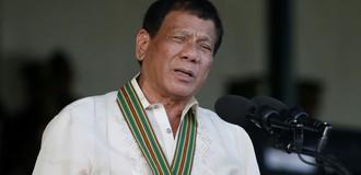 """Tổng thống Philippines: """"Nga đang sát cánh với tôi"""""""