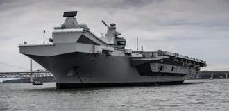 Sau khi bị coi thường, Nga 'cười nhạo' chiến hạm của Anh