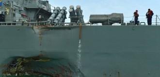 Hải quân Mỹ ra lệnh 'tạm ngừng hoạt động' sau vụ đâm tàu
