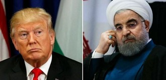 Iran thử hỏa tiễn nhằm phản đối ông Trump