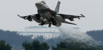 Năm phi cơ Trung Quốc 'bay sang hỏi thăm' Hàn Quốc