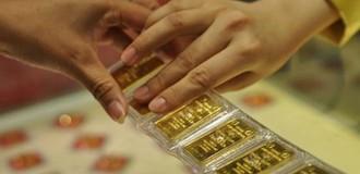 Giá vàng SJC đi ngang, đắt hơn vàng thế giới 1,69 triệu đồng/lượng