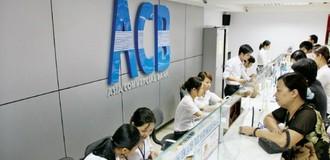 ACB: Lợi nhuận 6 tháng tăng 52%, số nợ xấu vọt lên hơn 2.000 tỷ đồng