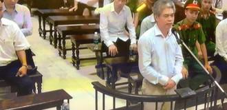 Phiên toà 20/9: Nguyễn Xuân Sơn xin HĐXX xem xét không truy tố tội danh chiếm đoạt và tham ô