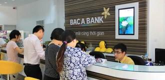 9 tháng, BacABank báo lãi 482 tỷ đồng, hoàn thành 68,9% kế hoạch