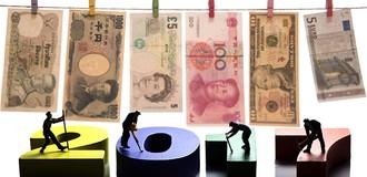 Đồng USD sụt giá so với một loạt đồng tiền