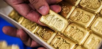 Vàng có tuần giảm mạnh nhất trong vòng 1 tháng