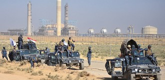 Giá dầu Mỹ tăng nhẹ do nguồn cung từ Iraq bị gián đoạn