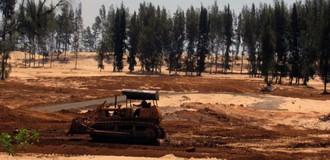 """Vụ chưa có quyết định giao đất đã dọn rừng phòng hộ: Tỉnh Phú Yên """"chữa cháy""""?"""