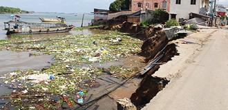 An Giang kiến nghị dời 20.000 hộ dân khỏi vùng sạt lở