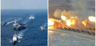 """Thế giới 24h: Chiến tranh Triều Tiên: Đô đốc Mỹ cảnh báo hậu quả, Bình Nhưỡng tự tin """"chiến thắng"""""""