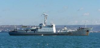 Va chạm tàu hàng, tàu hải quân Nga chìm gần Thổ Nhĩ Kỳ