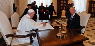 Tổng thống Trump gặp Giáo hoàng Francis tại Vatican