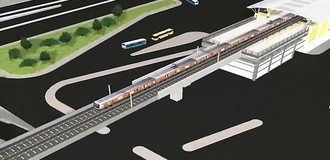 [Video] Tuyến metro số 1 thiếu tiền, nhà thầu đòi ngừng thi công