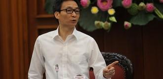 Phó thủ tướng Vũ Đức Đam: Tạm dừng quy hoạch du lịch bán đảo Sơn Trà