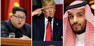 """Thế giới 24h: Triều Tiên tuyên bố tạm dừng hạt nhân, gọi Tổng thống Mỹ là """"kẻ tâm thần"""""""