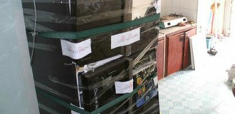 Tủ lạnh phát nổ - sự cố nhiều người không ngờ tới