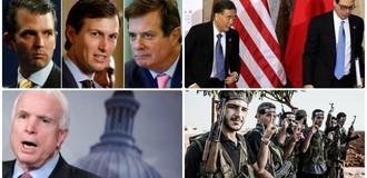Thế giới 24h: Người thân của ông Trump bị điều trần, CIA ngừng hỗ trợ phe nổi dậy Syria