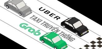 <span class='bizdaily'>BizDAILY</span> : Thủ tướng nói gì về việc thí điểm Grab, Uber?