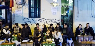 Hãng bia ngoại sửng sốt vì dân nhậu Việt