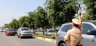 Thị trường ô tô chững lại