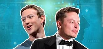 "Elon Musk: Hiểu biết về AI của CEO Facebook quá ""hạn hẹp"""
