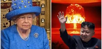"""Thế giới 24h: Triều Tiên dọa xóa sổ Mỹ, Nữ hoàng Anh được """"tăng lương"""""""