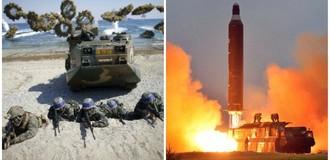 """Thế giới 24h: Tập trận chung Mỹ - Hàn hâm nóng """"chảo dầu"""" bán đảo Triều Tiên"""