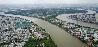 """Trồng lúa, nuôi cá trong dự án """"treo"""" 25 năm ở Sài Gòn"""