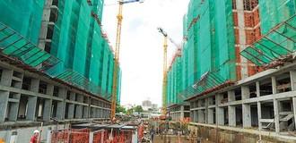 Bất động sản TP.HCM, lợi thế từ quỹ đất rộng lớn