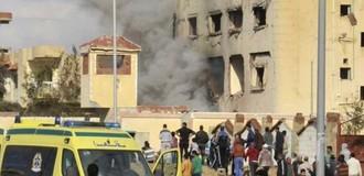 85 người chết trong vụ đánh bom nhà thờ Hồi giáo ở Ai Cập