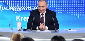 """Ông Putin sắp """"họp báo marathon"""" trước hơn 1.600 phóng viên"""