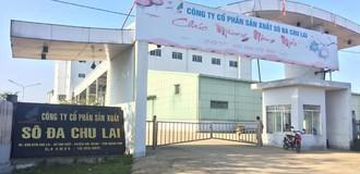 Nhà máy Soda Chu Lai ngừng hoạt động: 2.000 tỷ đồng vay ngân hàng nguy cơ thành nợ xấu