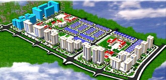 Hơn 2.000 tỷ đồng xây Khu đô thị mới Hoàng Văn Thụ