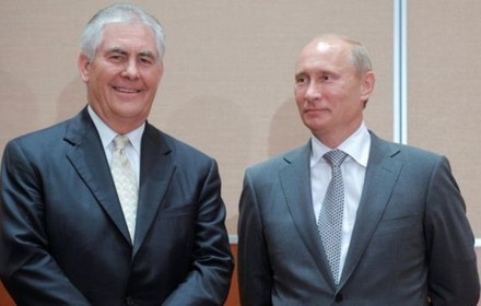 """Chính quyền Trump """"cấm cửa"""" ExxonMobil khoan dầu ở Nga"""