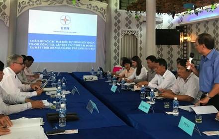 WB cam kết hỗ trợ Việt Nam đáp ứng nhu cầu ngày càng tăng về điện