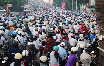 [Video] Sự phát triển của xe máy ở Hà Nội trong 5 năm qua