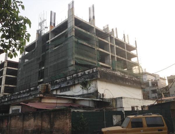 tricon tower, sky garden, dự án,công ty minh việt, người mua nhà, đòi lại tiền nhà, chủ đầu tư bỏ trốn,