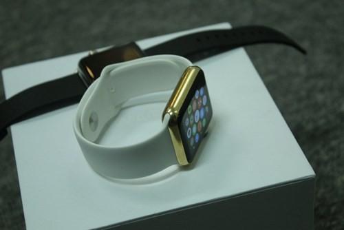 Apple Watch mạ vàng 18K giá chỉ 1.000 USD - ảnh 3