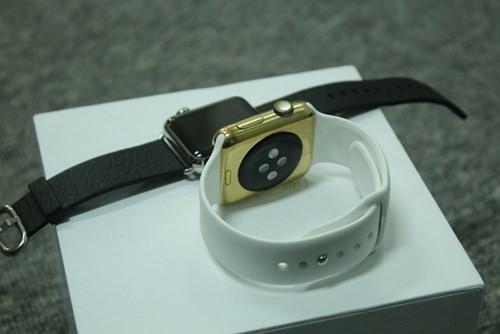 Apple Watch mạ vàng 18K giá chỉ 1.000 USD - ảnh 2