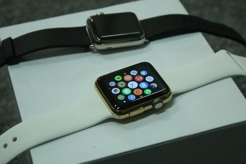 Apple Watch mạ vàng 18K giá chỉ 1.000 USD - ảnh 4
