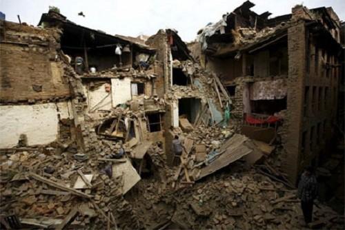 Tài sản tỷ phú duy nhất của Nepal thế nào sau động đất? - Ảnh 2