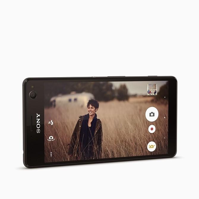 Sony công bố Xperia C4, điện thoại selfie mới nhất của công ty