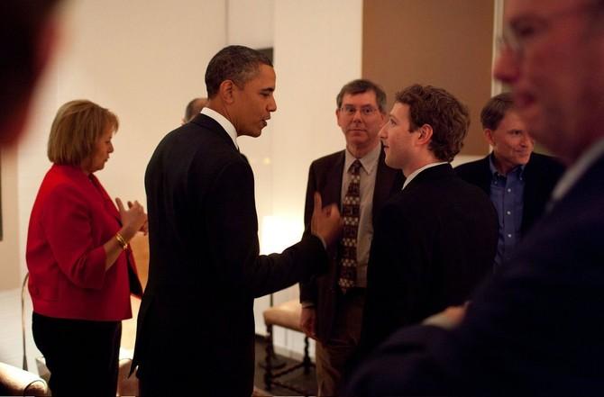 ... Và Tổng thống Obama. Đây là một chuyến thăm trở lại vào tháng Hai năm 2011.