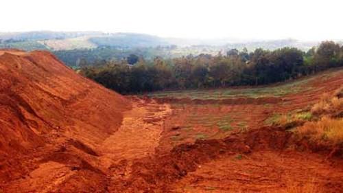 Nhiều khoáng sản Việt Nam sắp cạn - ảnh 1
