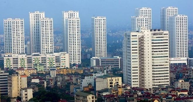 Hà Nội: Hơn 50% dự án bất động sản tăng giá