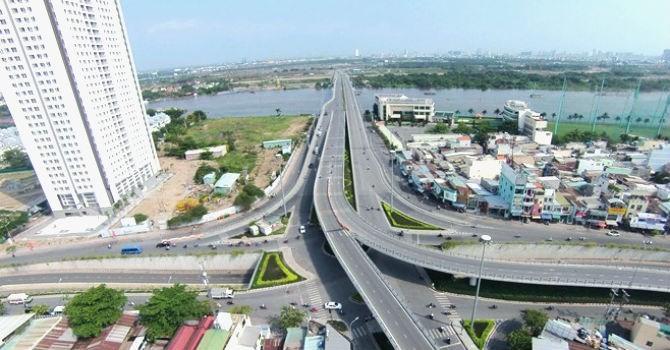 TP.HCM: Sẽ xây 3 cao ốc 45 tầng tại Đông Bắc đầu cầu Thủ Thiêm