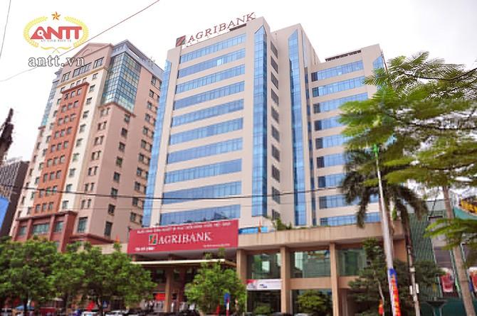 Hội sở chính tại số 2 Láng Hạ , Ba Đình của AgriBank