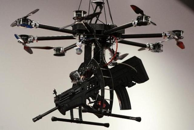 Tuy nhiên, Drone cũng mang tới rất nhiều mới đe dọa rình rập